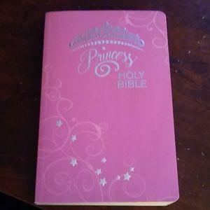 BWT Princess NKV Pink Holy Bible